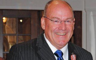 Paul Ferris, CEO